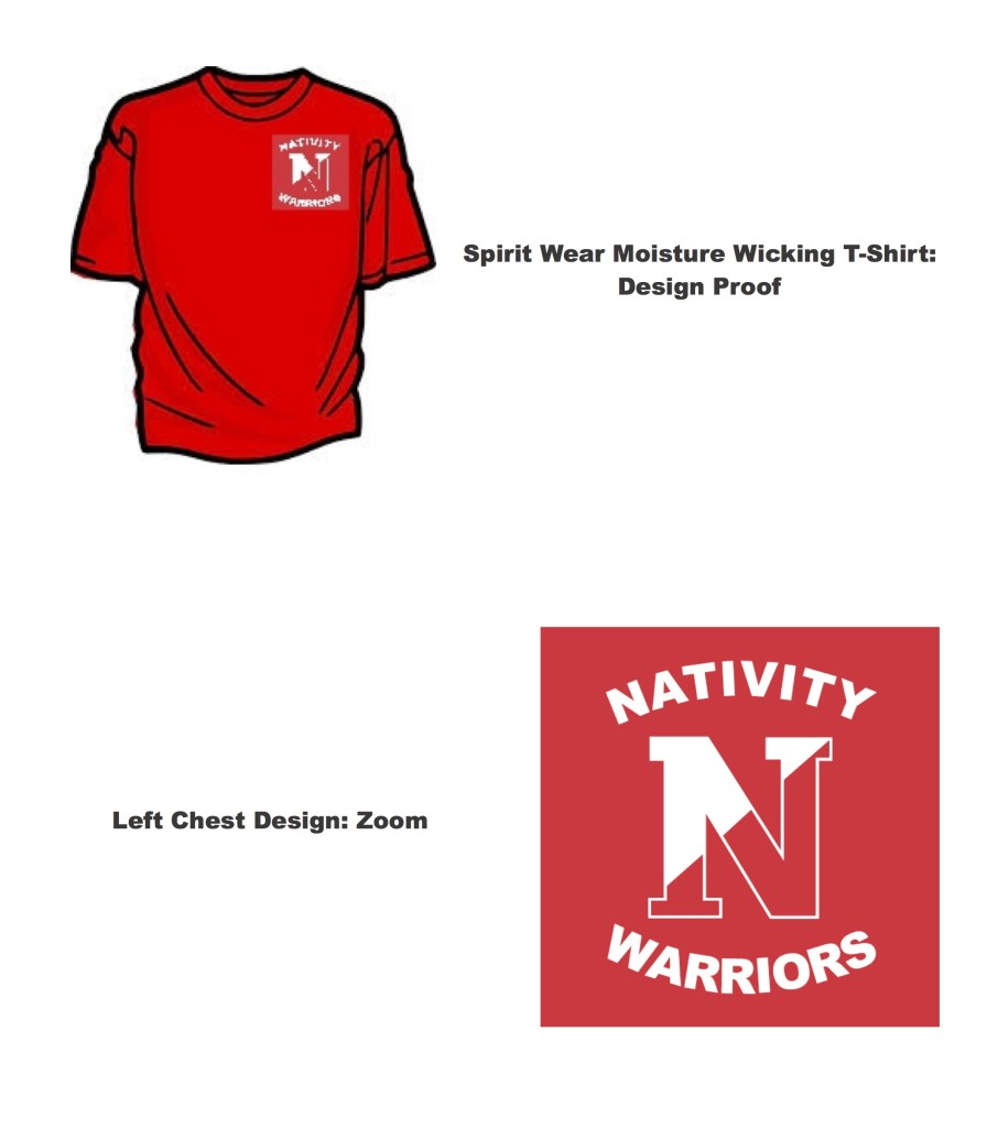 nativity spirit wear proof